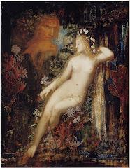 MOREAU Gustave Galatea c.1896