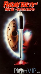 Thứ 6 Ngày 13 Phần 7: Máu Lại Đổ - Friday The 13th Part Vii: The New Blood poster