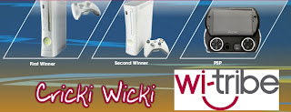 wi-tribe Cricki Wicki [Play and Win]