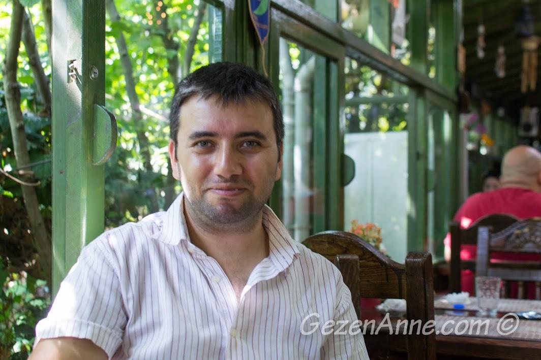 Polonezköy, Polina'da yemekte