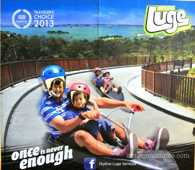 The Skyline Luge Adventure {Review & Giveaway}