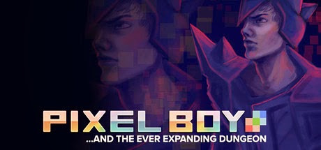 Pixel Boy and the Ever Expanding Dungeon Download