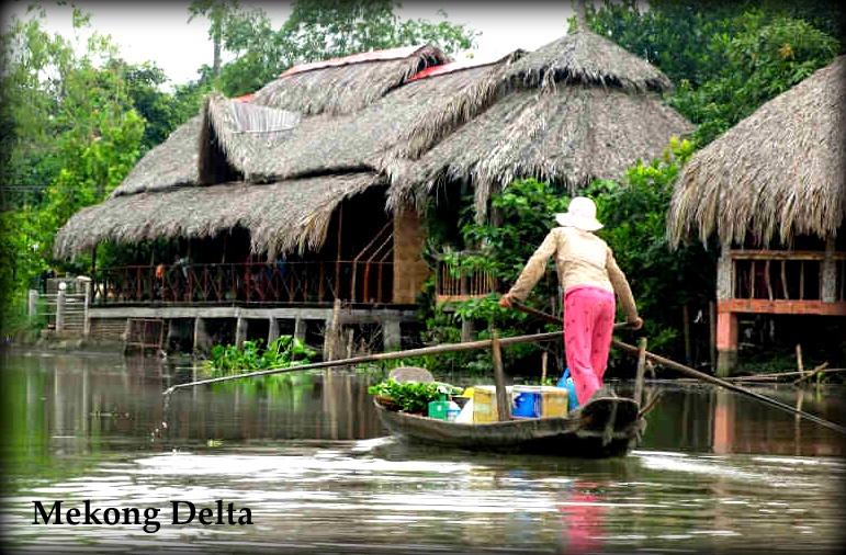 Mekong Delta lifestyle