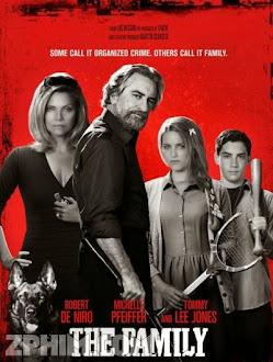 Đơn Giản Tôi Là... Mafia - The Family (2013) Poster