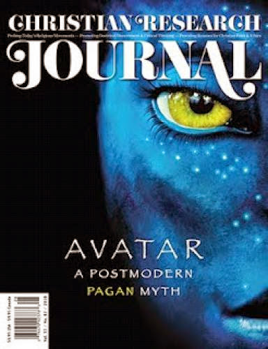 Christian Research Journal On Avatar Wishing For Greater Breadth In Pop Cultural Engagement