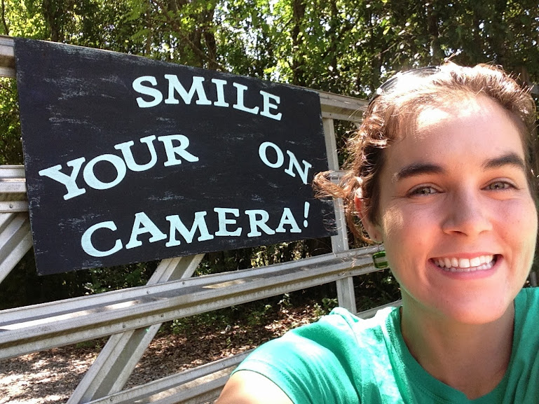 Native English Mistake - Smile. Your on camera. (should be YOU'RE)