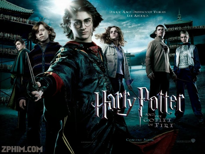Ảnh trong phim Harry Potter Và Chiếc Cốc Lửa - Harry Potter and the Goblet of Fire 1