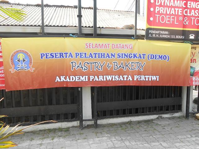 Demo masak Bekasi