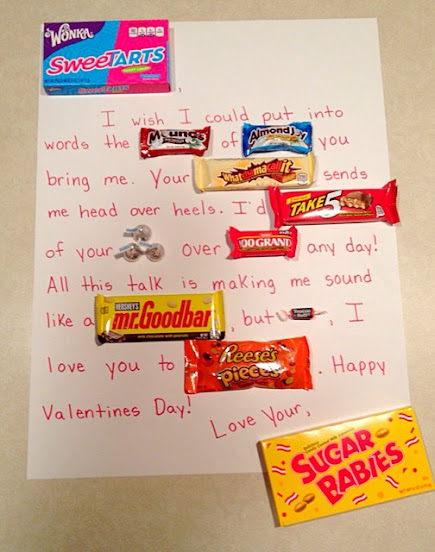 Find great deals on eBay for valentine candy card. Shop with confidence.