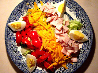 Jenny S Cookbook Chef Salad South Beach Friendly Phase 1