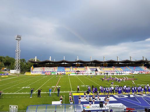 Stadion Hohe Warte, Hohe Warte 334/2, 1190 Wien, Österreich, Stadion, state Wien
