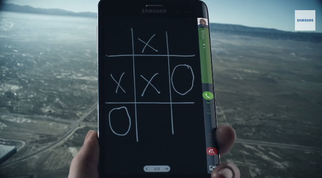 """Life of the Extreme"" — Epic Web Film for Samsung GALAXY Note Edge"
