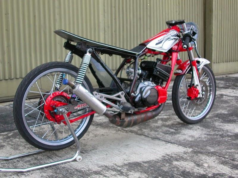 Modif Yamaha Jupiter Z 2008
