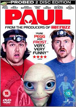 PAUL Paul   O Alien Fugitivo   DVDRip   Dual Áudio