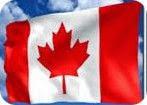 Флаг Канады.