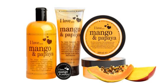 i love mango y papaya, gloss, belleza, cara, labios