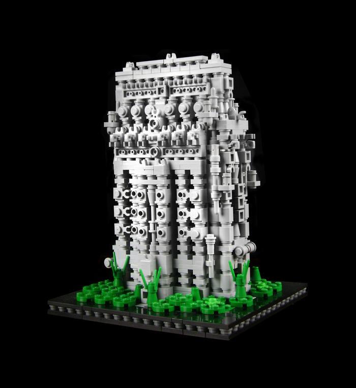 *樂高師Mike Doyle的LEGO奇幻科技堡壘:和平接觸外星人! 6
