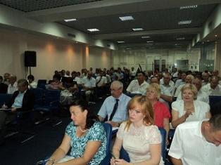 2013.07.29 Агро-Омск. Агрохимическая служба России подвела итоги работы за 2013 год в Омске.