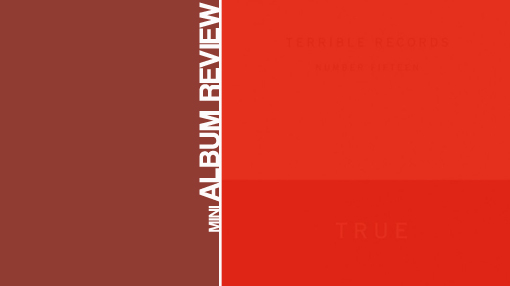 Mini album review: Solange - True | randomjpop.blogspot