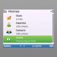 Gara gara WhatsApp di Ovi Nokia