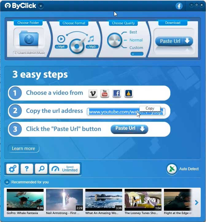 ByClick Downloader 2.3.1 Full License Key Free Download 2021 (100% Working)