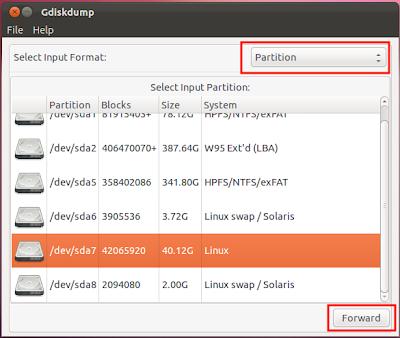 dd4 Cara Mudah Kloning Harddisk Ubuntu Dengan Gdiskdump 0.8