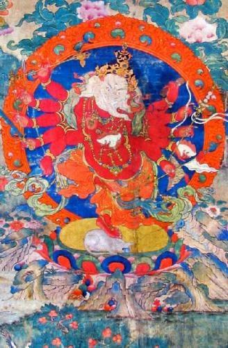 The Exalted Heart Of Ganesha