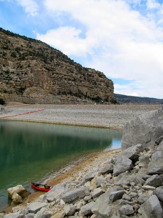 Joe's Valley dam