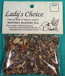 Monthly Mysteries Herbal Tea Image
