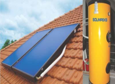 Máy năng lượng Solarkit