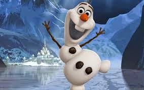 Move over Paddington, Olaf is coming!