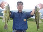 第8位 松井直樹選手 3本 1320g 2012-10-09T02:11:30.000Z