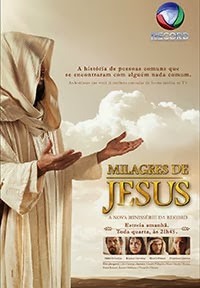 Milagres de Jesus Minissérie Record Download