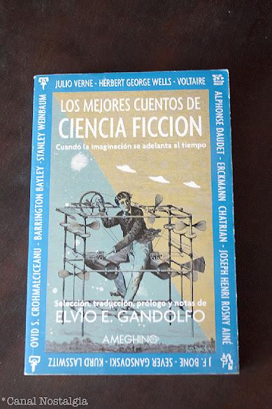 Antología de cuentos de ciencia ficción, Ameghino