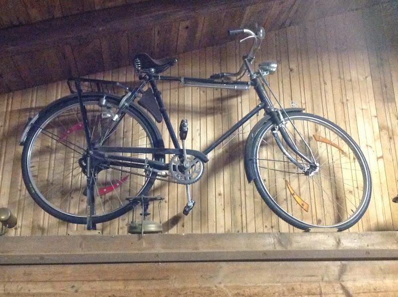 Suche Altes Fahrrad