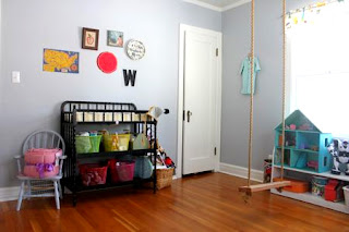 Kid's playroom for home decor inspiration