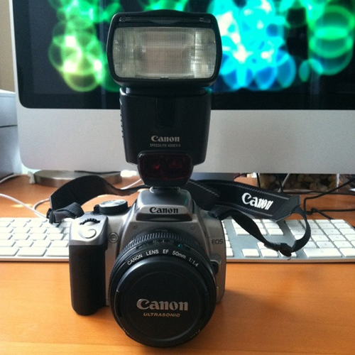 canon 430ex flash