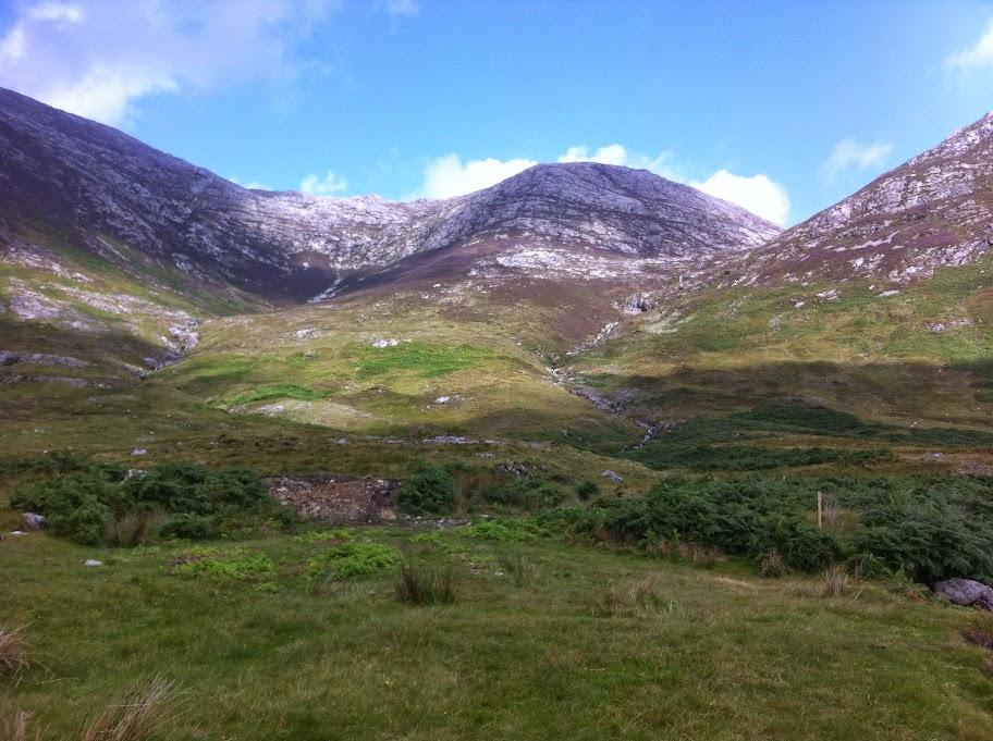 Maamturks Connemara Ireland