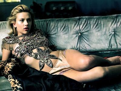 Scarlett Johansson 史嘉蕾喬韓森