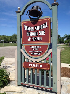 Buxton National Historic Site and Museum