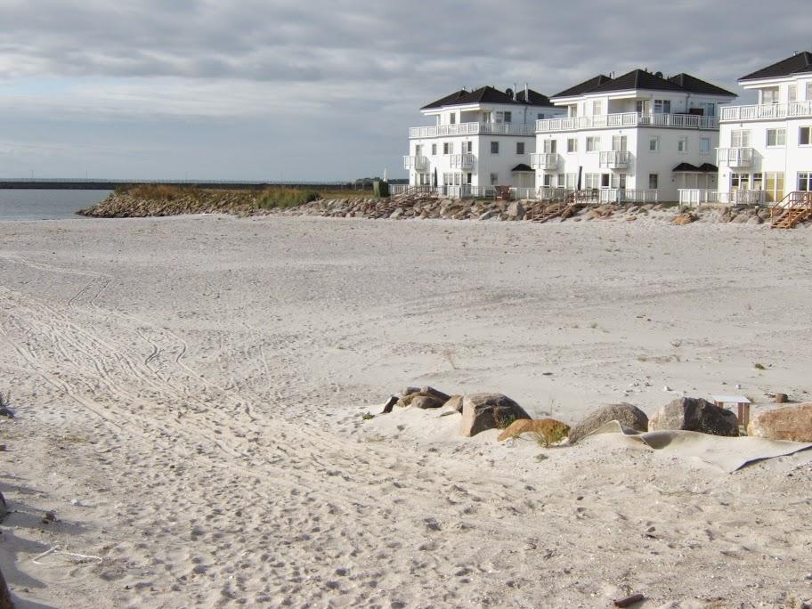 Strand und STRAND HUS im OstseeResort Olpenitz/ Kappeln