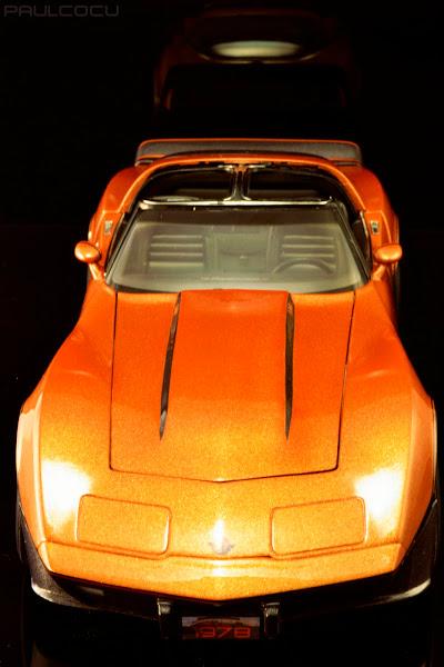 Corvette 1978 1:18
