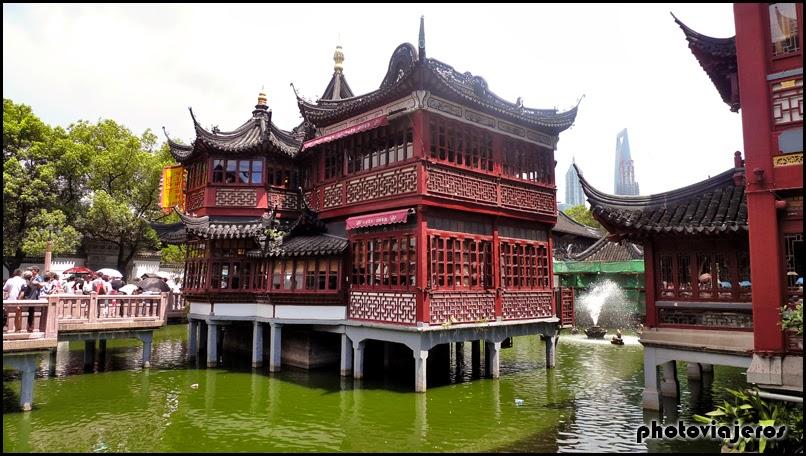 Ciudad antigua Shanghai