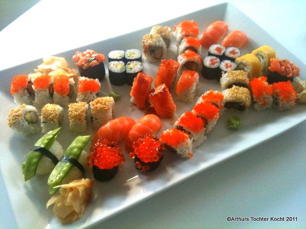 Sushi | Arthurs Tochter Kocht von Astrid Paul