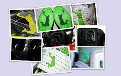 news logo collage dunkman A Look at Unreleased LeBron James Signature... Logo