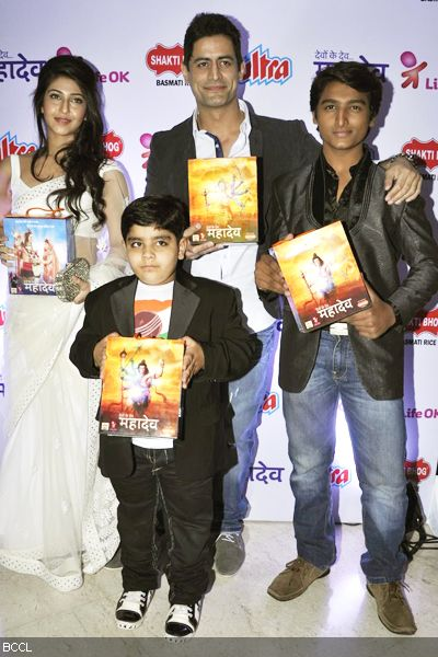 Sonarika Bhadoria, Mohit Raina, Sadhil Kapoor and Rushiraj Pawar
