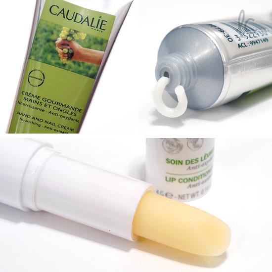 Caudalie | Creme para as Mãos & Lip Balm
