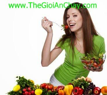 Ăn chay giảm cân nhanh
