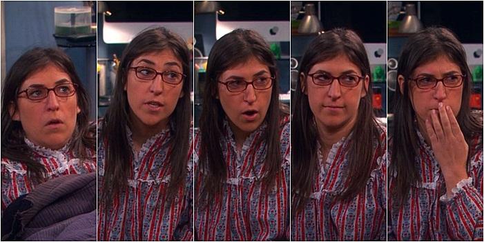 Las caras de Amy