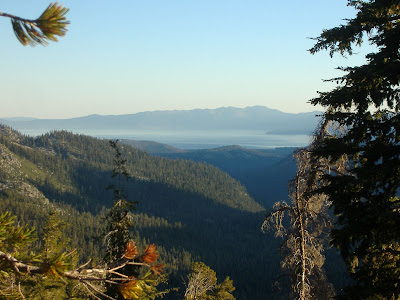 Tahoe in the early morning
